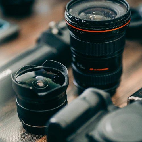 Weitwinkelobjektive, Filmdudes (Quelle: unsplash.com)
